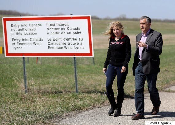 Conservative MPs Challenge Trudeau To See Illegal Border Crossings
