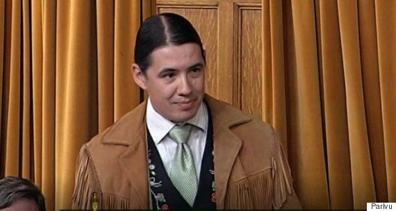 Robert-Falcon Ouellette Delivers Speech In Cree To Ask For Help Protecting Indigenous