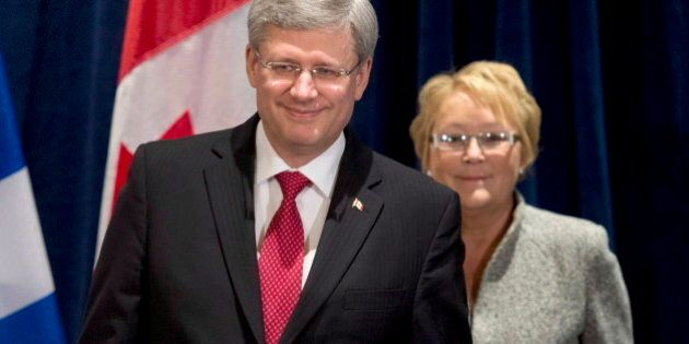 Mulcair Not The Only Leader Harper Consulted On Quebec