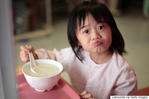 Forcing Kids To Eat Breakfast Is 'Child Abuse,' Says