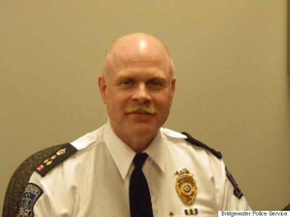 John Collyer, Bridgewater, N.S. Police Chief, Charged With Sexually Assaulting