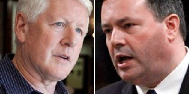 Jason Kenney Blasts Bob Rae's 'Obscene' Temporary Foreign Workers