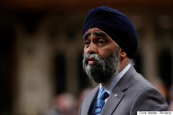 Sajjan's Fall From Grace Is Hard For Canadian Sikhs Like