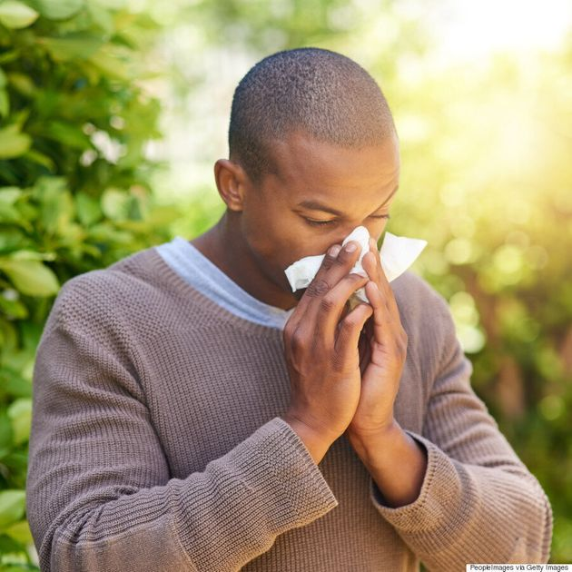 Blame Climate Change For Your Spring Allergies, Says Allergy