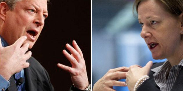 Alison Redford, Al Gore To Discuss Oilsands, Climate Change In