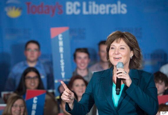 Christy Clark's Schedule Empty For 15 Weeks Per Year As Premier, NDP Analysis
