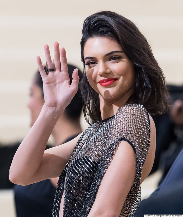 People Are Slut-Shaming Kendall Jenner For The Dress She Wore To The 2017 Met