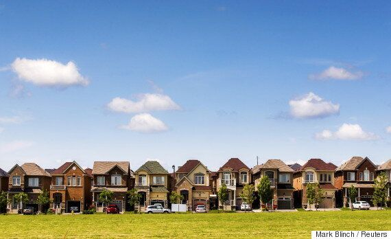 Canada's Aging Suburban Population Poses Challenges To Residents, Urban