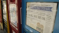 'Big Decisions' Coming At Torstar As News Publisher Bleeds