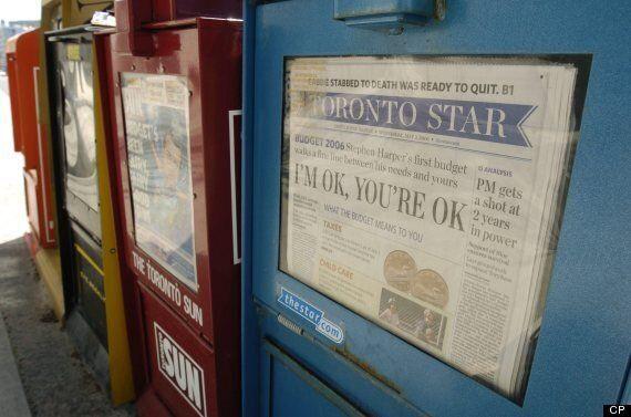 'Big Decisions' Coming At Torstar As News Publisher Bleeds