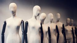 Female Mannequins Are Almost Always 'Severely