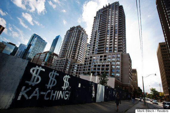 Canadian Condo Craze Fuelled By Soaring Prices, Changing