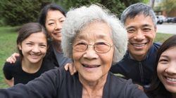 Elderly Canadian Women Are Finally Putting Themselves