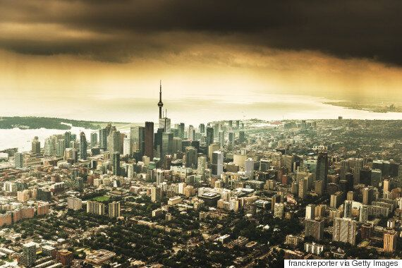 Whoa: Toronto Housing Market Actually Softens As New Listings