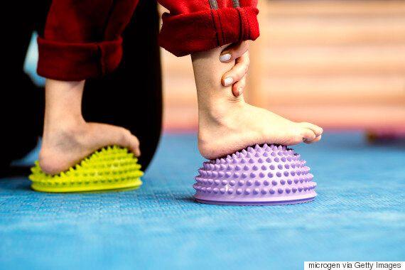 3 Easy Exercises For Flat Feet: Tips On How To Lift Fallen
