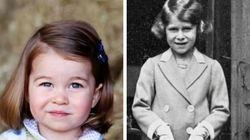Princess Charlotte Is A Mini Queen