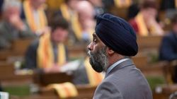 Sajjan Sounds Like A Politician Hoping To Ride Out Storm: