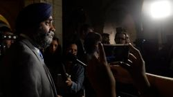 Trudeau Stands By Defence Minister Amid Accusations Of 'Stolen