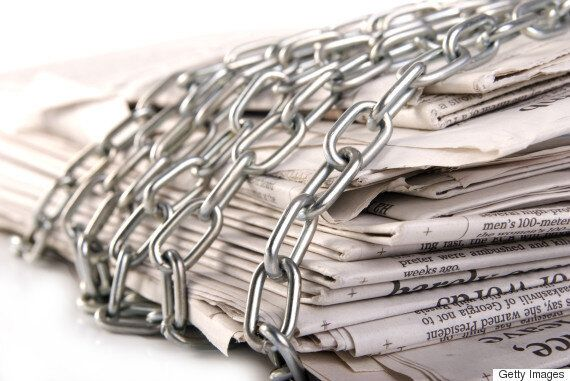 Canada Drops Out Of World Press Freedom Index's Top 20 In