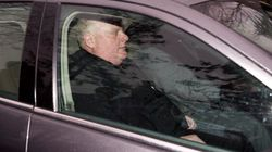 Ford Leaves Home With Luggage But Won't Say Where He's