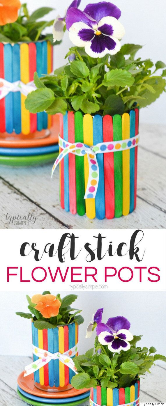 Mother S Day Crafts For Kids 10 Homemade Gifts Mom Will Love