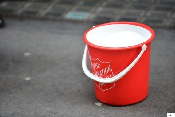 Salvation Army Exec In Ontario Guilty Of Selling Donations To Black