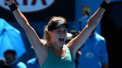 Montreal Teen Makes Australian Open