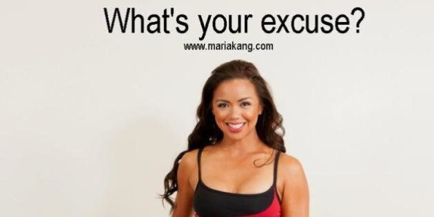 Maria Kang Lingerie Rant: Fit Mom In Trouble Over Anti-Curvy Girls