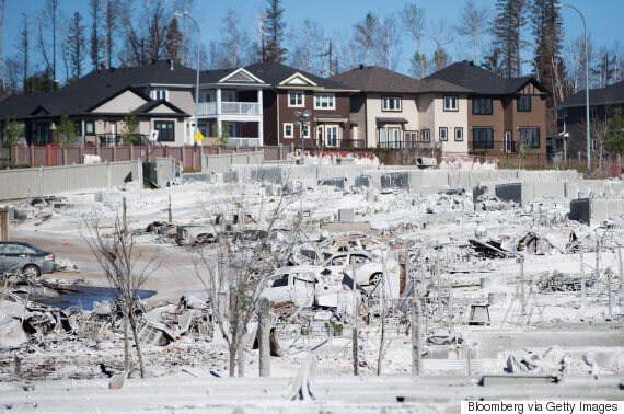 Fort McMurray Rises From The Ashes One Year