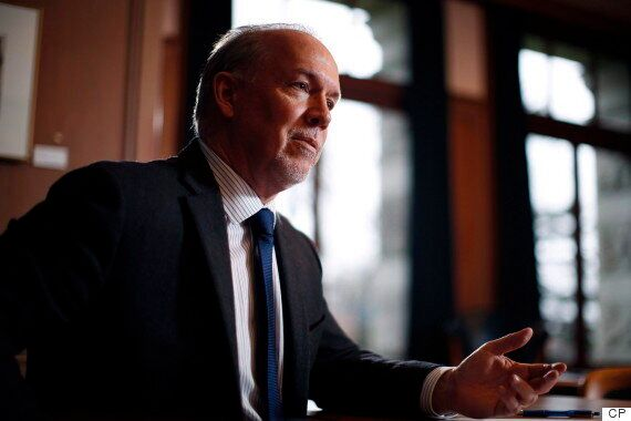 B.C. NDP's Pledge To Raise Minimum Wage Sets Example For