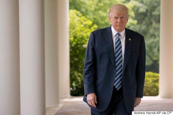 Trump's Treatment Of Canada Is 'Goofy,' 'Unbecoming': Ex-U.S.