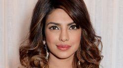 Priyanka's Sexy Bustier