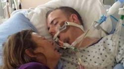 Mom Posts Photo With Dying Son To Warn About