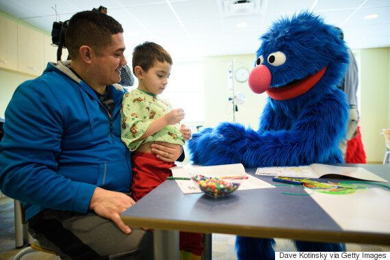 'Sesame Street' Will Soon Be Bringing Educational Programming To Refugee