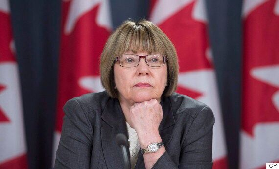 Anne McLellan: Canadians Starting To Understand 'Psychologically' What Legal Pot Will Look