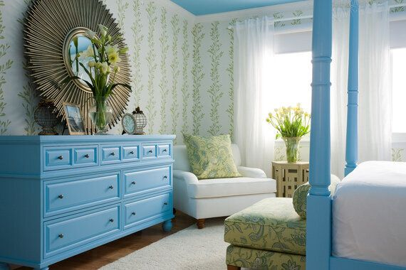 Create A Fresh Look For Your Bedroom This Spring With Bold