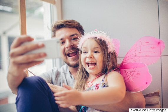 When Should You Start Asking Kids' Permission To Post About Them