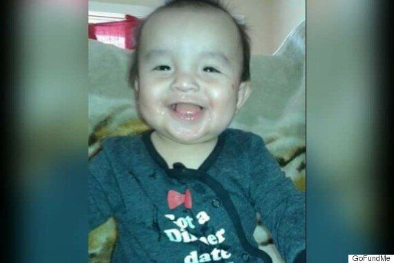 Joey Crier And Tasha Mack Charged In Death Of Edmonton Toddler, Anthony Joseph