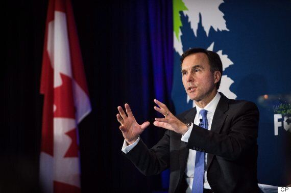 Bill Morneau Suggests Marijuana Taxes Should Be Low To Push Out Black