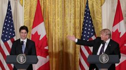PM Says He'll 'Stand Up' For Canadians After Trump Calls Canada