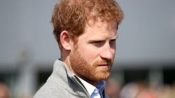Prince Harry Isn't Quite Ready To Talk About Meghan