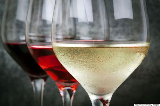 White Wine May Be Bad For Your Skin, According To This Unfortunate