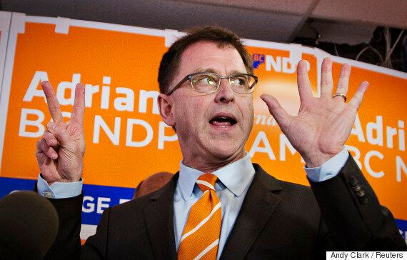 Projecting Economic Competence Never Was B.C. NDP's Strong