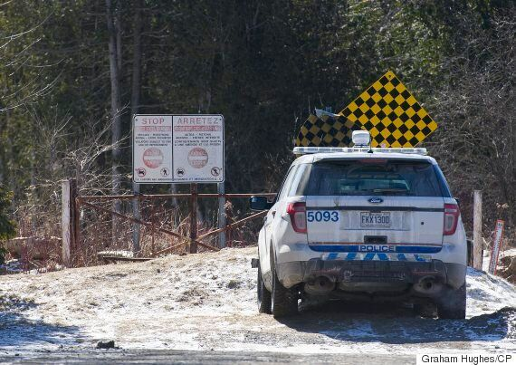 Canadians, Nigerian Arrested For Human Smuggling At Canada-U.S.