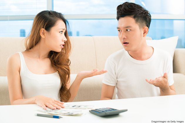 Money Is The Biggest Stressor On A Relationship, Claims New