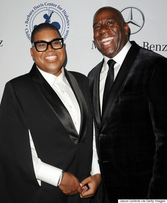 Magic Johnson Opens Up About His Son Coming Out As