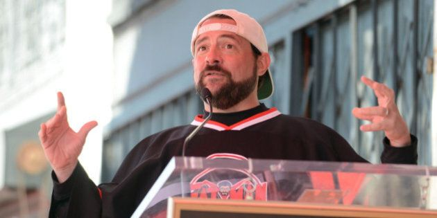 HOLLYWOOD, CA - FEBRUARY 14:  Director Kevin Smith attends the Gorge Segal Star Ceremony at The Hollywood Walk Of Fame on February 14, 2017 in Hollywood, California.  (Photo by Albert L. Ortega/Getty Images)