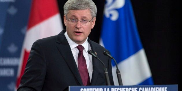 Senate Reform: Harper Says Issue Now In Hands Of