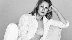 Lauren Hutton's Underwear Ad Proves Age Is Nothing But A