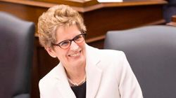 Wynne To NDP: You're Either With Us Or Against